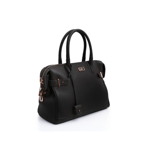 Louisa Handbag 30 cm in Taurillon