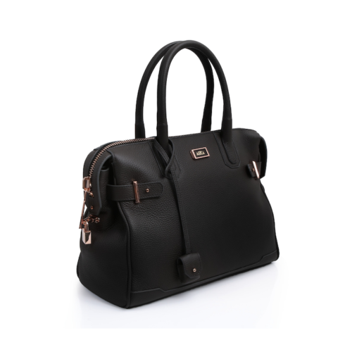 Louisa Handbag 35 cm in Taurillon