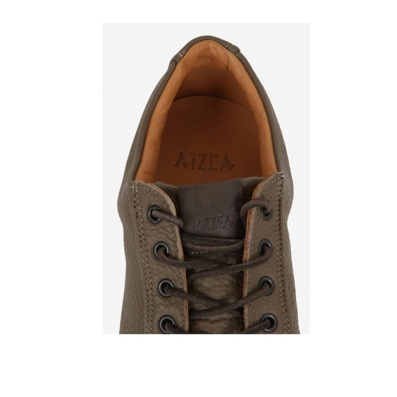 sneakers taurillon loutre