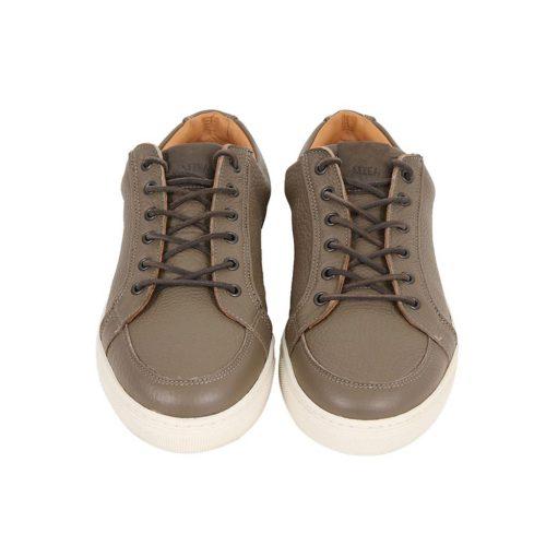 Sneakers en Taurillon