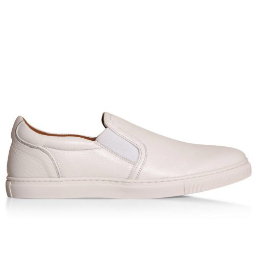 Slip-On in Taurillon