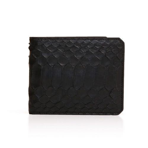 Portefeuille à rabat 4 cc avec porte-monnaie en Python