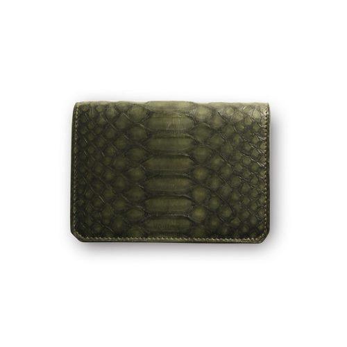 Portefeuille compact avec porte monnaie en Python