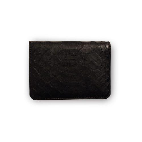 Portefeuille compact avec porte-monnaie en Python