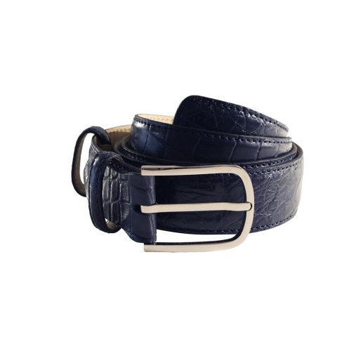 Ceinture 35 mm en Alligator