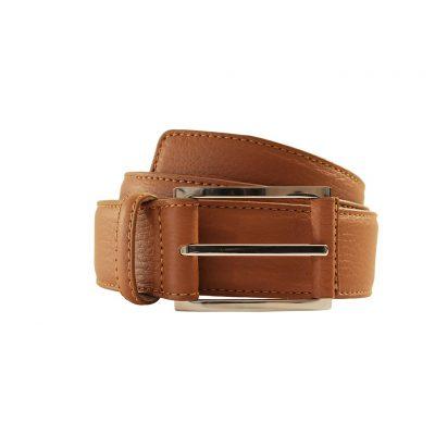 ceinture taurillon gold