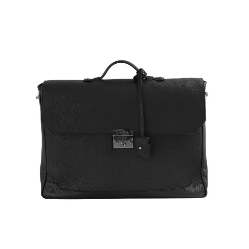 Business bag in Taurillon