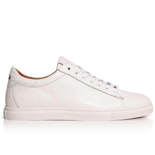 Sneakers JON en Taurillon