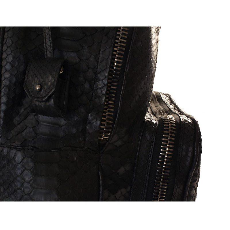sac à dos la rhune python noir