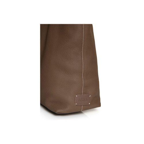 Shopper Bag in Taurillon