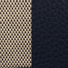 CANVAS & NAVY BLUE TAURILLON