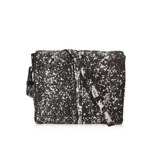 Messenger Bag in Python Pollock