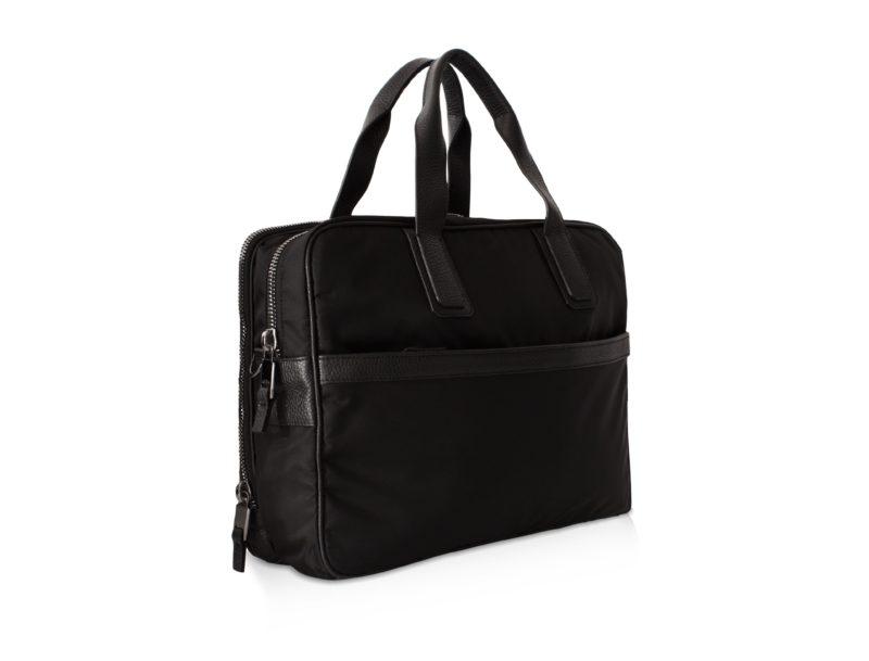 double-briefcase-nylon-taurillon-noir