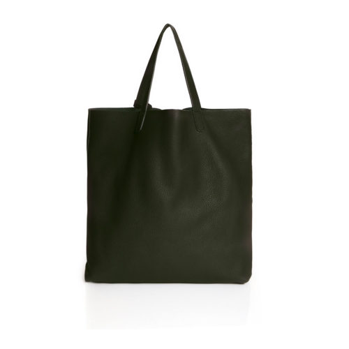 Shopper Bag in Taurillon