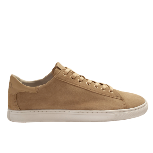 Sneakers HEGOA half-lined in Suede Leather
