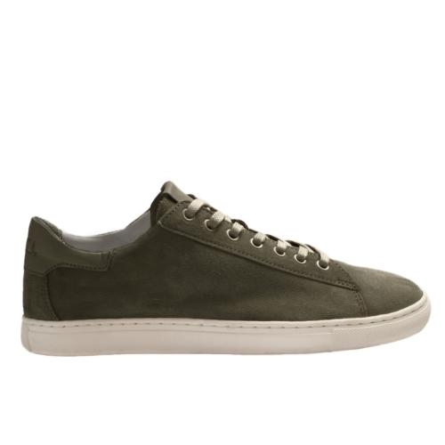 Sneakers HEGOA en Veau Velours semi-doublées