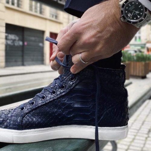Sneakers Montantes en Python